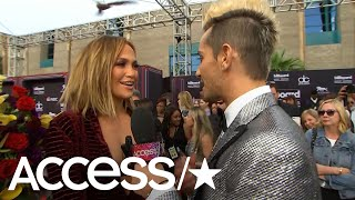 Jennifer Lopez Teases 'Dinero' Performance & 'Fun,' 'Over The Top' Video | Access