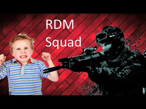 Garrys Mod (RDM Squad) - Reported all the time