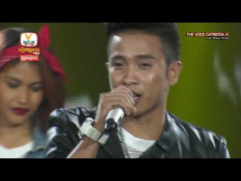 The Voice Cambodia - Key Sokhun - Live Show Final 19 June 2016