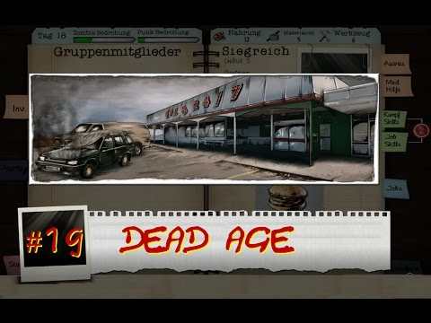Dead Age #19 - Supermarkt: Medikamente für Mary (Let's Play, deutsch)
