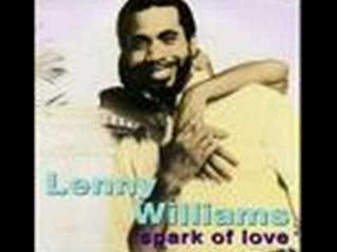 Cause I Love You - Lenny Williams video