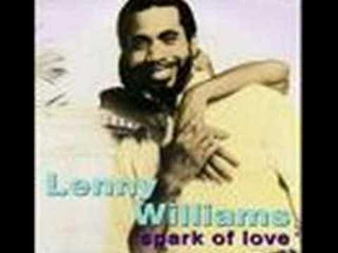 Cause I Love You - Lenny Williams