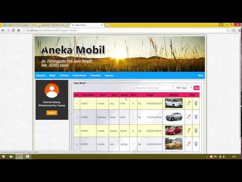 Source Code Aplikasi Dealer Mobil (Penjualan Mobil) by YukCoding