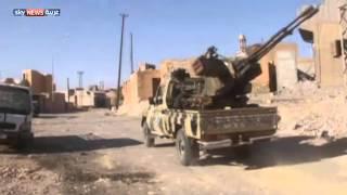الجيش الليبي يصد هجوما لمسلحين