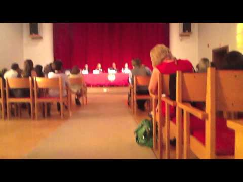 US University Panel Visits British School of Boston - 05/27/2014