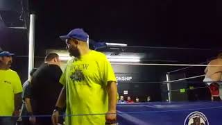 WildCat Championship Wrestling, 3/25/2017. Chris Douglas Vs Billy Ray Valentine with Johnny Feelgood
