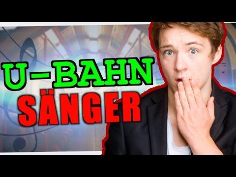 ROMAN SINGT in der BAHN!? + NEUE SINGLE!!