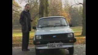 Austin Metro Review (Top Gear 1991)