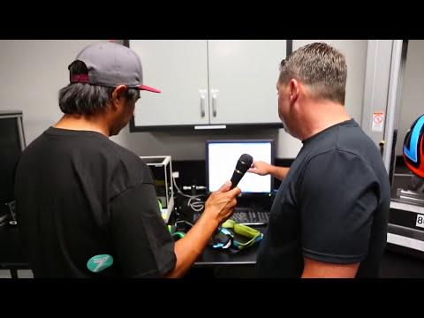 Behind The Scenes   Oakley Testing Laboratory   TransWorld Motocross