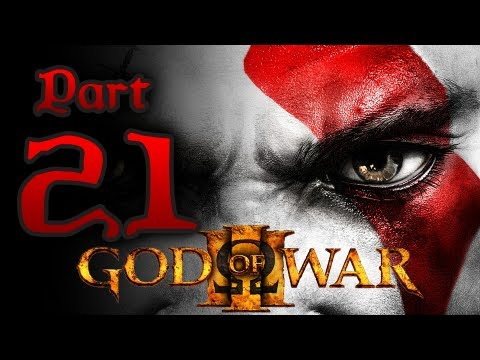 God Of War III HD – Garden Of Hera