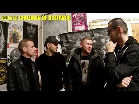 Children Of Distance interjú (2019.11.23. - Debrecen, Roncsbár)