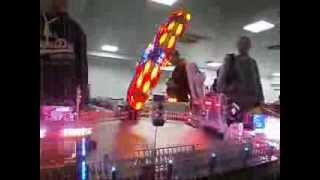 Brighton Modelworld 2014 - The Fairground Models
