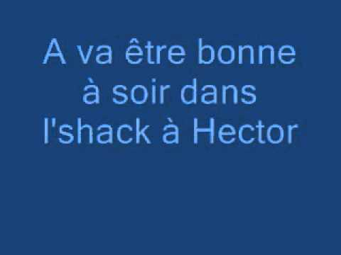 Les Cowboys Fringants - Le Shack A Hector