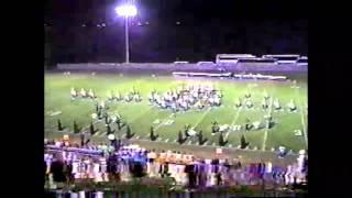 Kentucky State Halftime vs. CAU 1997