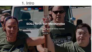 Torch Run Tech Demo