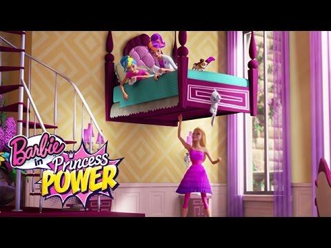 Barbie in Princess Power Trailer