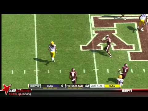 Johnny Manziel vs LSU 2012