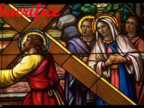 Virgen penitente canto catolico