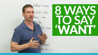 Improve Your English Vocabulary: 6 ways to say