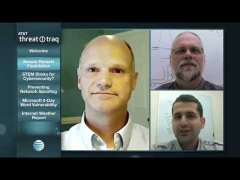 Secure Domain Foundation, STEM and Network Spoofing - AT&T ThreatTraq