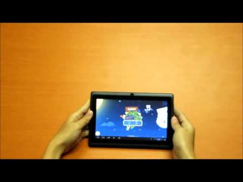 "Tablet Android Slim ""Treq A10 Basic2"" Official Video (Hanya 700ribuan)"
