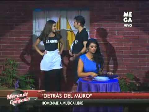DETRAS DEL MURO - HOMENAJE MUSICA LIBRE - 19/04/2013