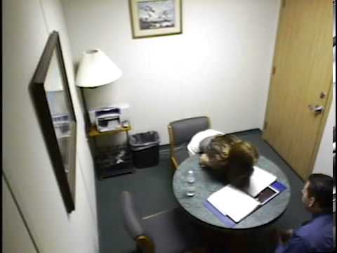 Jodi Arias Interrogation Tape. Part 1