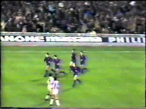 Barcelona 4 - CD Castellón 3 (Liga 1981-82)