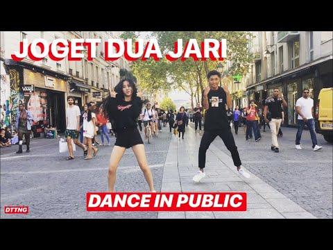 Download JOGET AISYAH JATUH CINTA PADA JAMILA DANCE IN PUBLIC by David & Océane | Choreo Natya Shina Mp4 baru