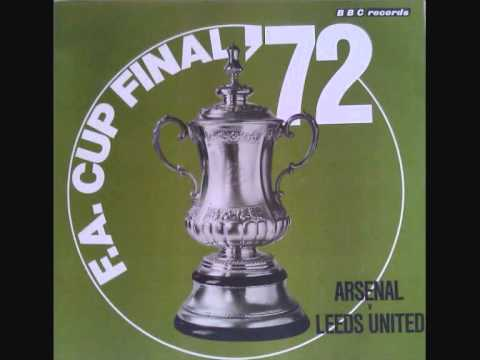 Centenary FA cup final 1972 Leeds United v Arsenal (Radio highlights) **Second half** (2/2)