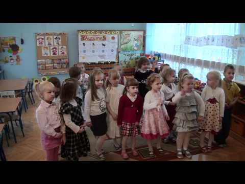 Nauka Angielskiego W Przedszkolu W Woli Cz1