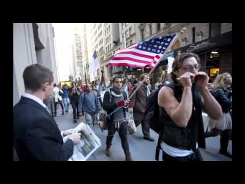 'Occupy Wall Street', US Awakening