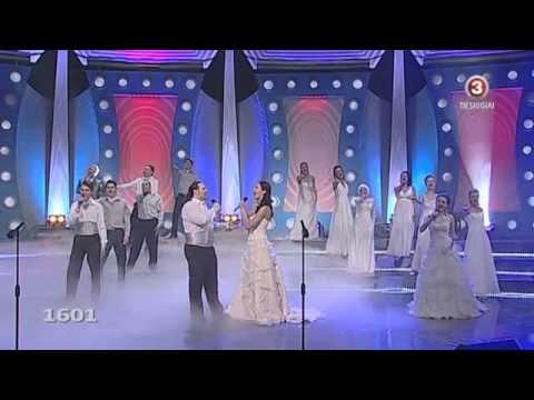 Chorų Karai 2011 - Stano ir Tarptautinis sidabrinis choras 2011.02.27