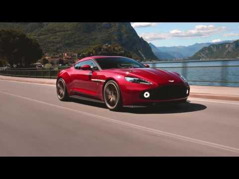 Introducing the limited edition Vanquish Zagato | Aston Martin