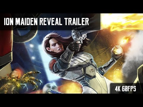 Ion Maiden Announcement Trailer