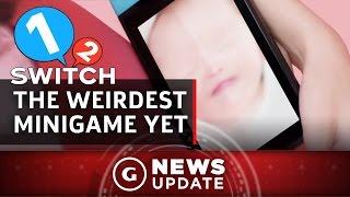 1-2-Switch's Weirdest Minigame Yet - GS News Update
