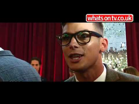 Soap Awards 2013: Hollyoaks' Kieron Richardson