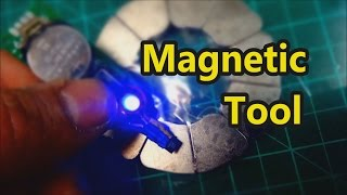 How To Make Magnetic Detector With Hall Effect Sensor Circuit DIY
