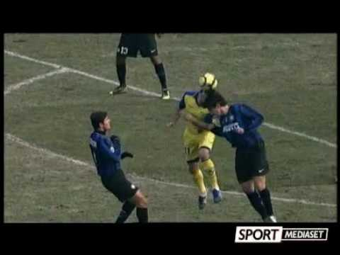 INTER1908TUBE - TOP TEN VISUALIZZAZIONI - 2° L'INCIDENTE DI CHIVU.mp4