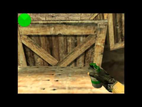 Баги в counter strike 1.6 на картах de_dust2,assault,de_inferno