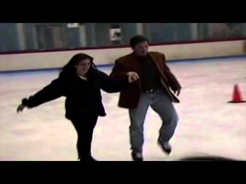 1995 Katz Radio NY Ice Skating