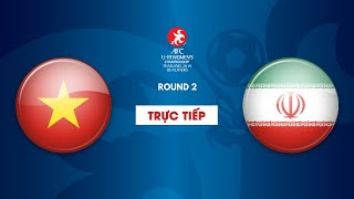 TRỰC TIẾP | U19 VIỆT NAM vs U19 IRAN | Vòng loại 2 giải bóng đá U19 nữ châu Á 2019