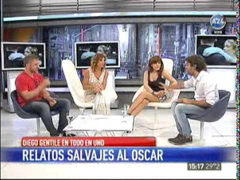 Entrevista a Diego Gentile y Carolina Papaleo - 2