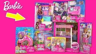 Barbie Jouets Maison, Chambre & Accessoires (plage) Skipper Baby-sitter - Barbie doll new toys