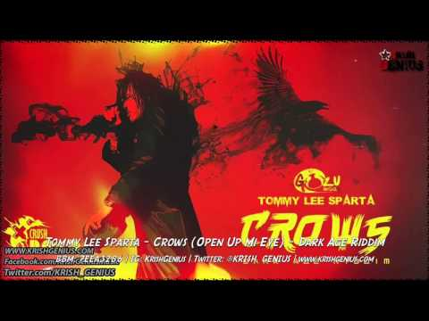 Tommy Lee Sparta – Crows (alkaline Diss) Dark Age Riddim – September 2014   Reggae, Dancehall, Bashment
