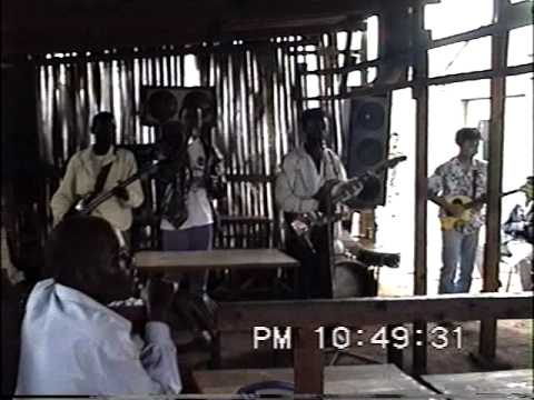 Benga Music Session ~nairobi 1993 video