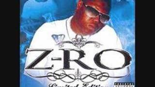 Z-Ro - For My Gangsta's