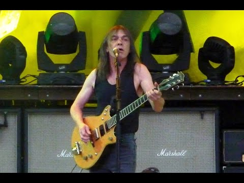 AC/DC - WAR MACHINE - Stuttgart 13.06.2010 (