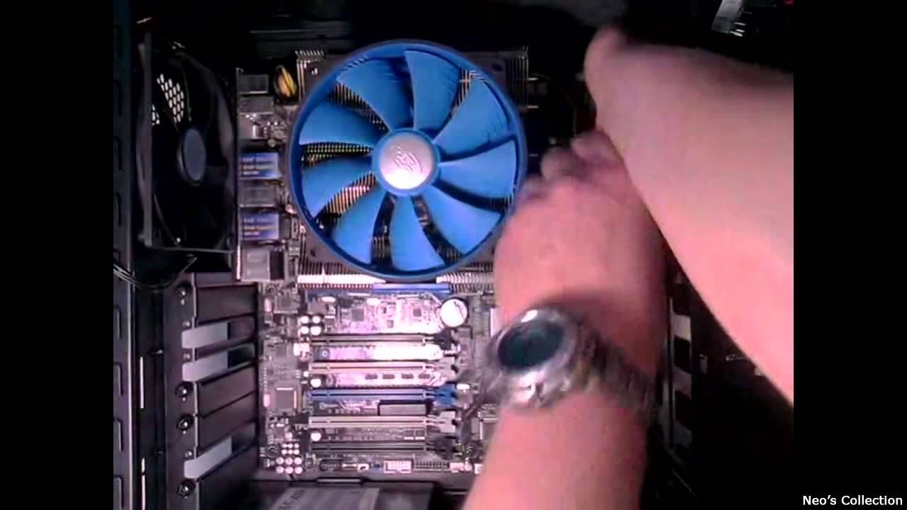 Собираем игровой компьютер своими руками