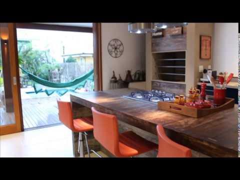 Projeto de interiores descolado na Lagoa da Conceição, com Juliana Pippi